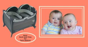 Best Pack and Play for Twin Babies