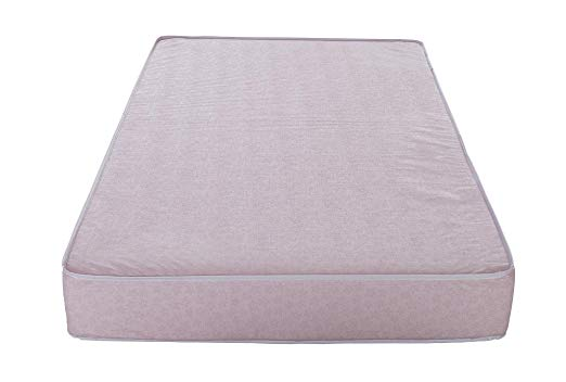 Safety-1st-Heavenly-Dreams-Pink-Crib-&-Toddler-Bed-Mattress